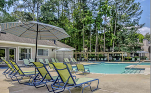 One Bedroom Apartment in Stone Mountain, Georgia for rent